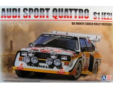 Kit - Audi Sport Quattro S1 (E2) - 1986 Rallye Monte Carlo version