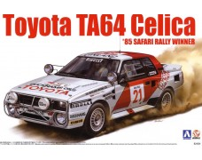 Kit - Toyota TA64 Celica Twincam Turbo - 1985 Safari rally winner