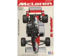 Kit - McLaren MP4/2 TAG Porsche - 1984 British Grand Prix