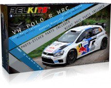 Kit –VW Polo R WRC - Rally du France 2013 - VW Motorsport