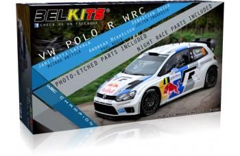 Kit –VW Polo R WRC - Rally du France 2013 - VW Motorsport