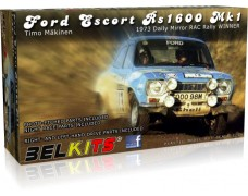 Kit – Ford Escort Mk.I - RAC Rally 1973 - T.Makinen