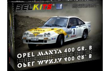 """Kit – Opel Manta - Tour de Corse 1984 - Fréquelin / """"Tilber"""""""