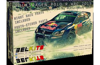 Kit –VW Polo R WRC - Rallye Monte Carlo 2015