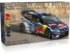 Kit –VW Polo R WRC - Rallye Monte Carlo 2016 Winner