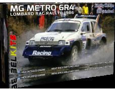 Kit – MG Metro 6R4 - RAC Rally 1986 - McRae / Grindrod
