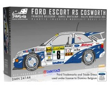 Kit - Ford Escort RS Cosworth - 1994 Monte Carlo Rally Winner - Limited Edition!
