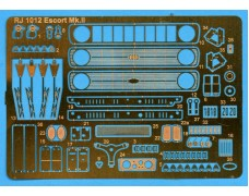 Photo-etched – special parts - Ford Escort Mk.II