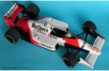 Decal – McLaren MP 4 vers. 4 / 5 Marlboro logos