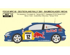 Transkit – Ford Focus WRC 00 Rally Deutschland 2001