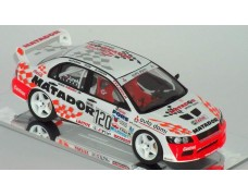 Decal – Mitsubishi Lancer Evo VII Matador team 2002