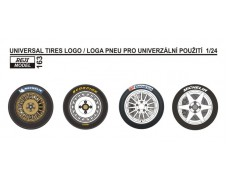 Decal - Universal tires logo