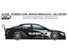 "Decal - Audi A4 DTM 2009 ""Playboy"""
