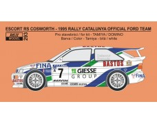 Transkit – Escort RS Cosworth - Official Ford rally team - Catalunya 1995