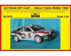 Kit – Octavia KitCar Rally San Remo 1998