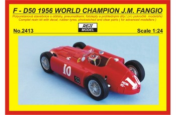 Kit – F/D 50 - J.M.Fangio – F1 World Champion 1956