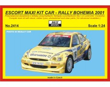 Kit – Escort KitCar Maxi Barum rally team 2001