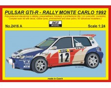 Kit – Pulsar GTI-R -> 1991/1992 - Official team – Blomqvist / Makinen