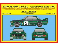 "Kit – BMW 3,5 CSL  ""Gösser Beer"" 1977"