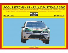 Kit – Focus WRC 06 - Rally Australia 2005 - Gardemeister