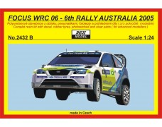 Kit – Focus WRC 06 - Rally Australia 2005 - Kresta
