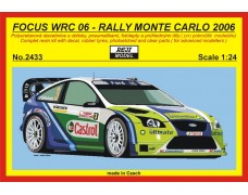 Kit – Focus WRC 06 - Rally Monte Carlo 2006 Gronholm