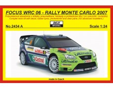 Kit – Focus WRC 06 - Rally Monte Carlo 2007 - Hirvonen