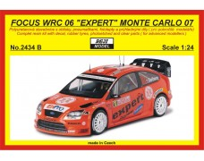 Kit – Focus WRC 06 - Rally Monte Carlo 2007 - Solberg H.
