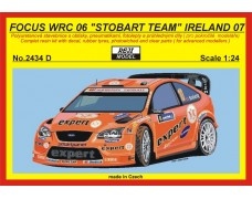 Kit – Focus WRC 06 - Rally Ireland 2007 - Solberg H.