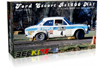 Kit – Ford Escort Mk.I - RAC Rally 1972 - R. Clark