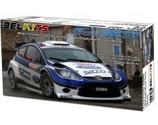 """Kit – Ford Fiesta S2000 """"M-Sport"""" Rally Monte Carlo 2010 Winner - Hirvonen / Lehtinen"""