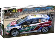 "Kit – Ford Fiesta WRC ""M-Sport"" ADAC Deutschland Rally 2011 - #3 Hirvonen / #4 Latvala"